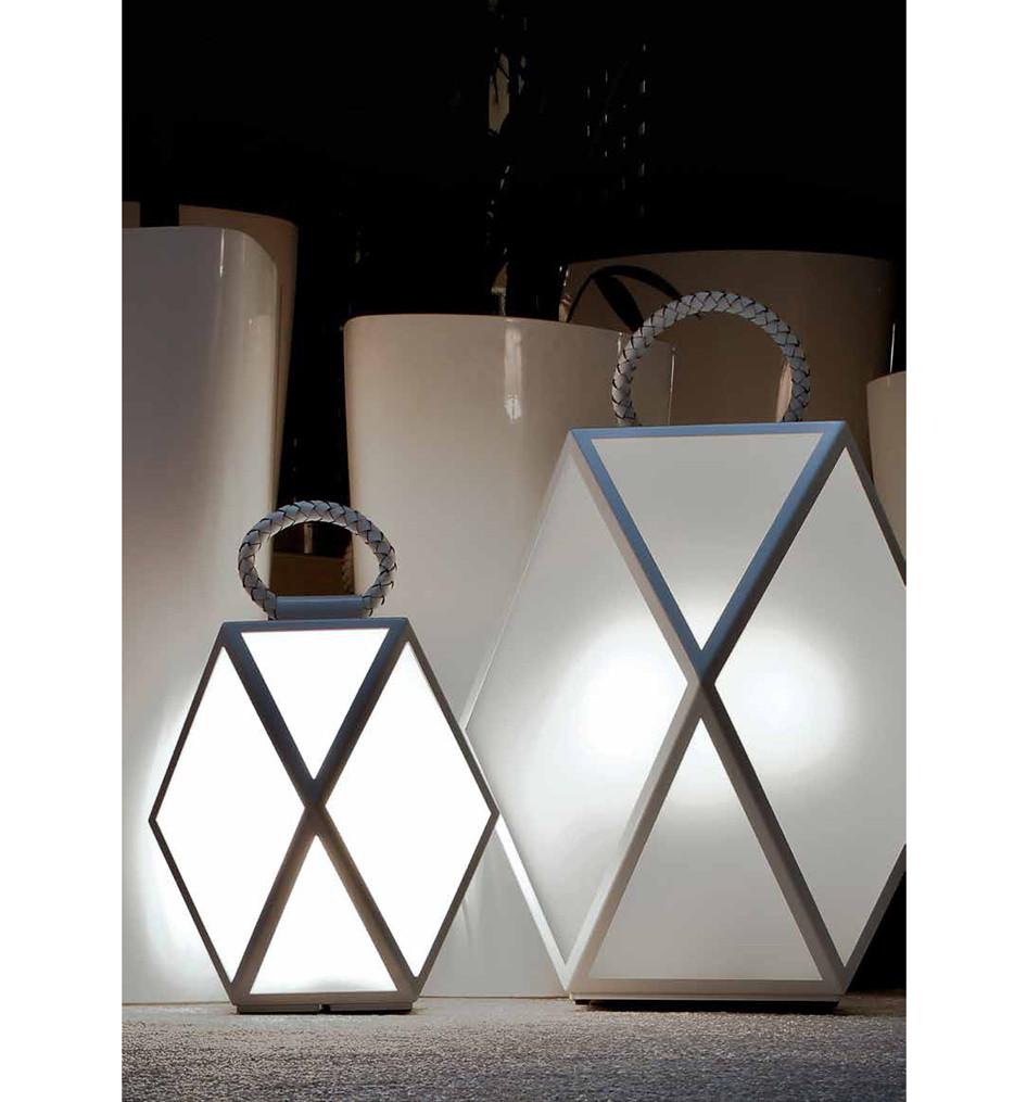 Contardi Lighting - Muse Outdoor Lantern