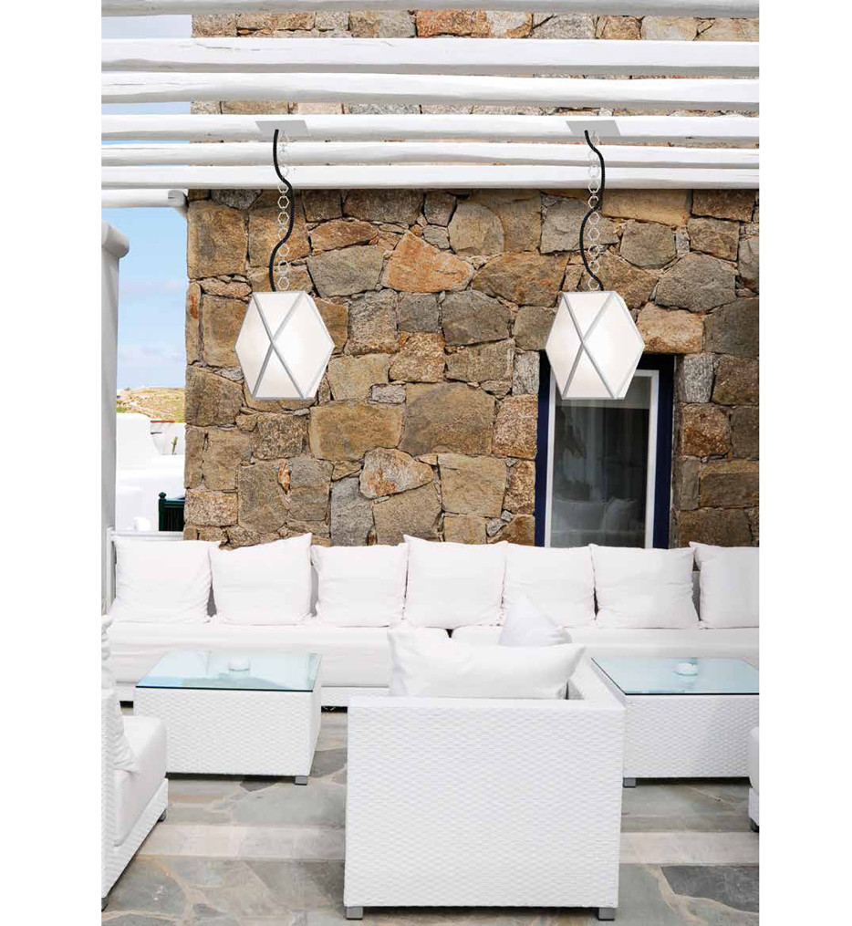 Contardi Lighting - Muse Outdoor Pendant