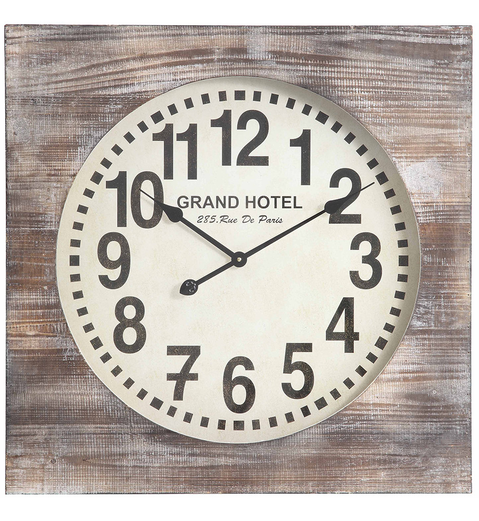 Cooper Classics - 40116 - Augusta Clock