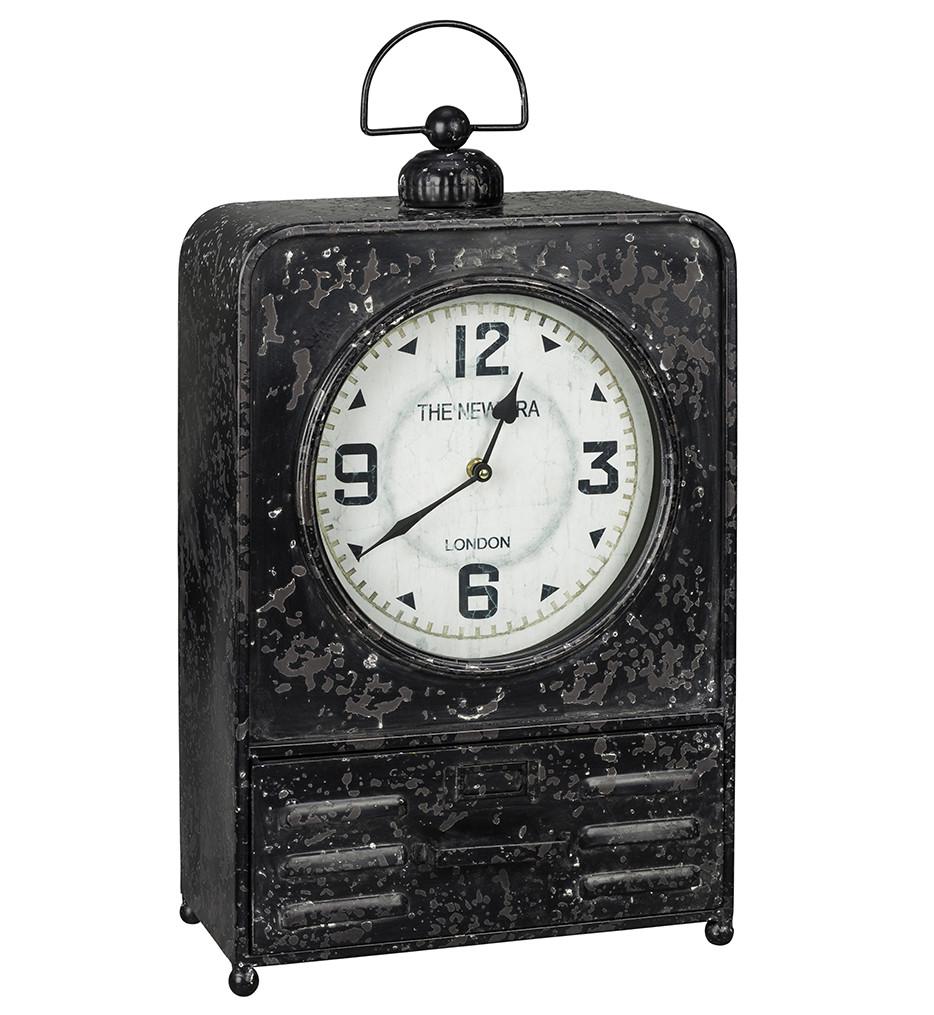 Cooper Classics - 40719 - Patton Table Clock