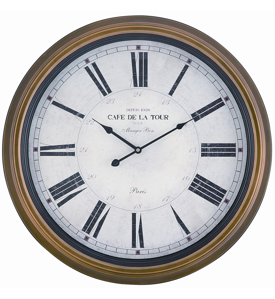 Cooper Classics - 4819 - Henley Clock