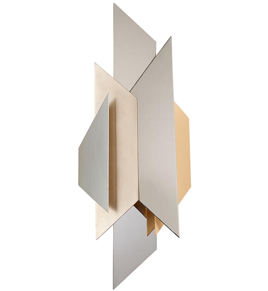 Corbett Lighting - 207-12 - Modernist 2 Light Wall Sconce