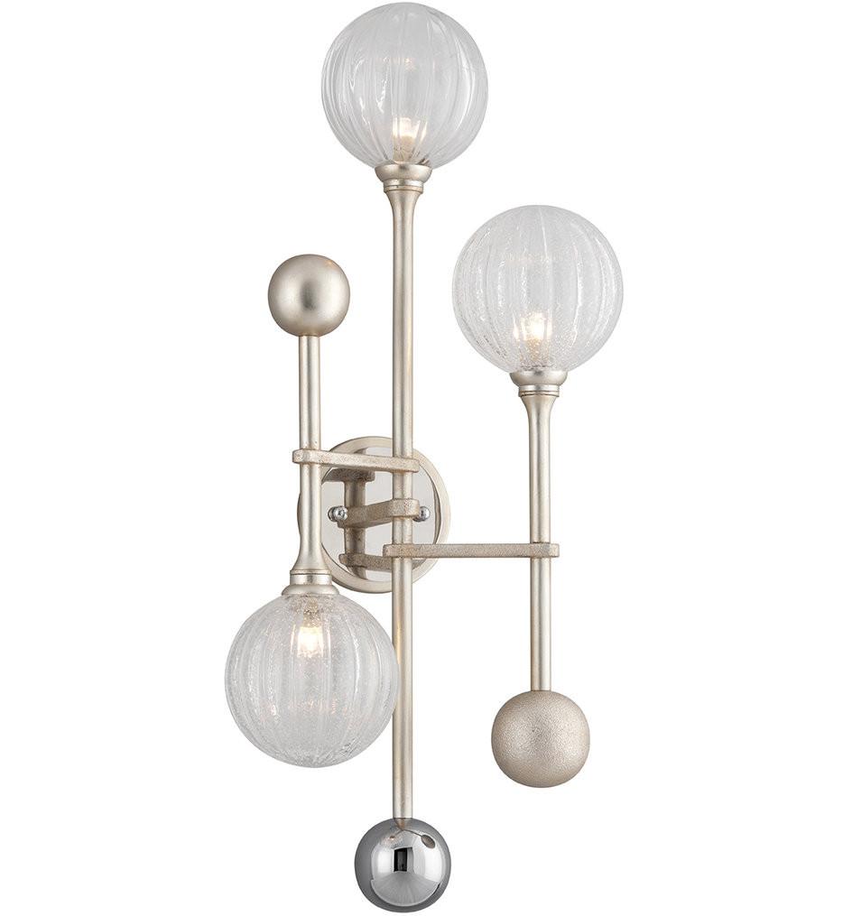 Corbett Lighting - 241-13 - Majorette 3 Light Wall Sconce
