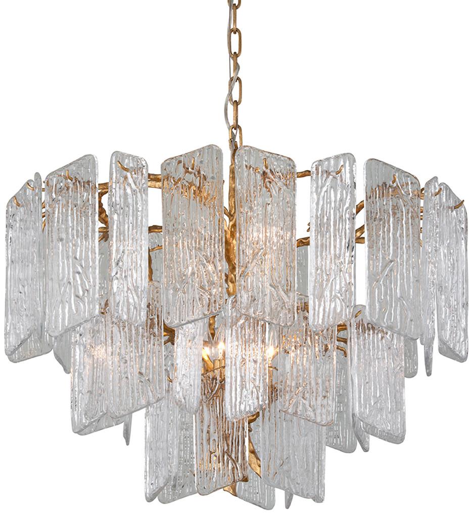 Corbett Lighting - 244-48 - Piemonte 8 Light Chandelier