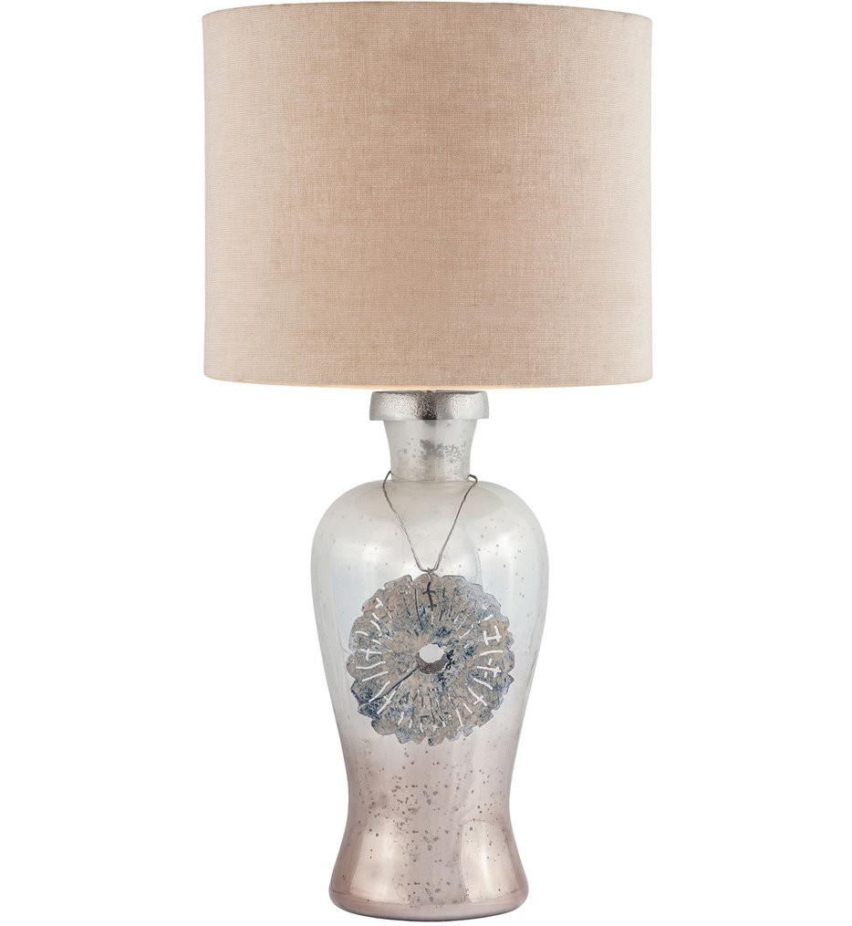 Dimond - Penguin Penguin Mercury Table Lamp
