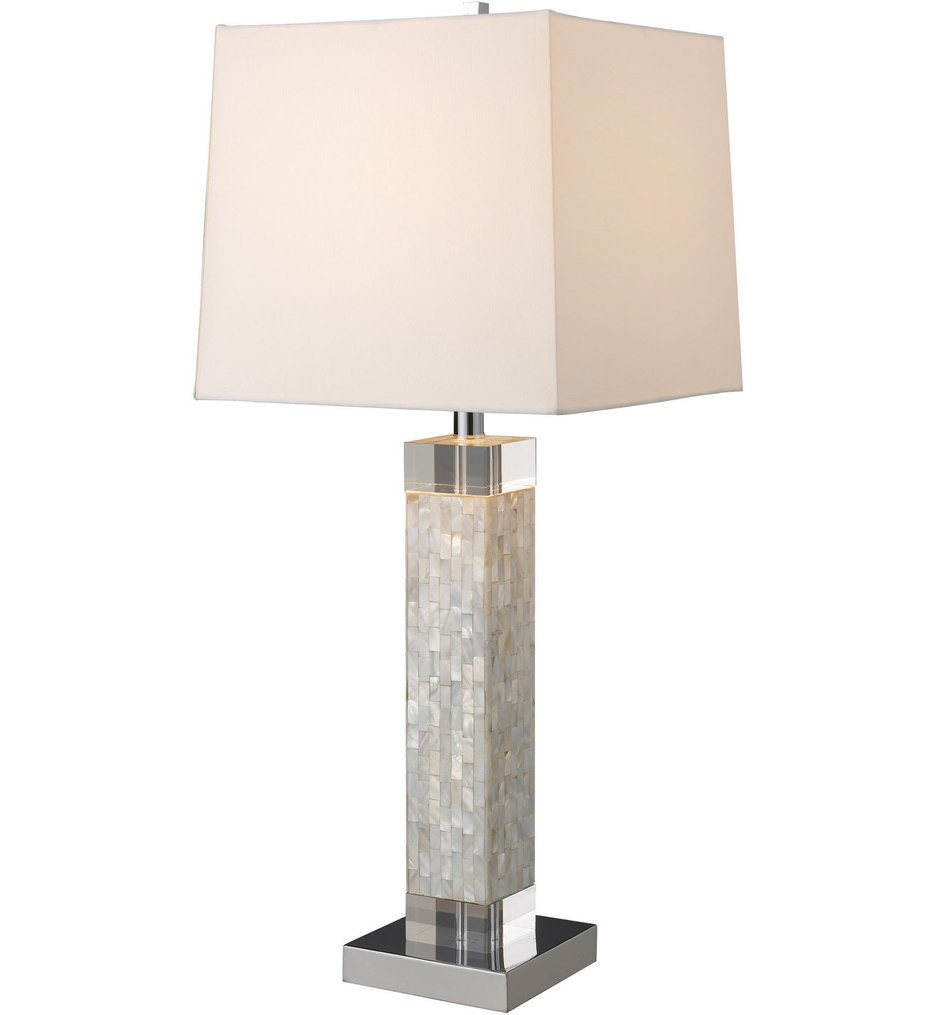 Dimond - Luzerne Mother Of Pearl Table Lamp