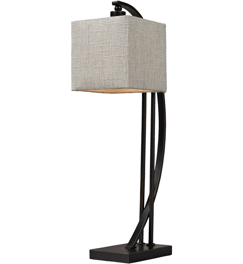 Dimond - D150 - Arched Madison Bronze Table Lamp