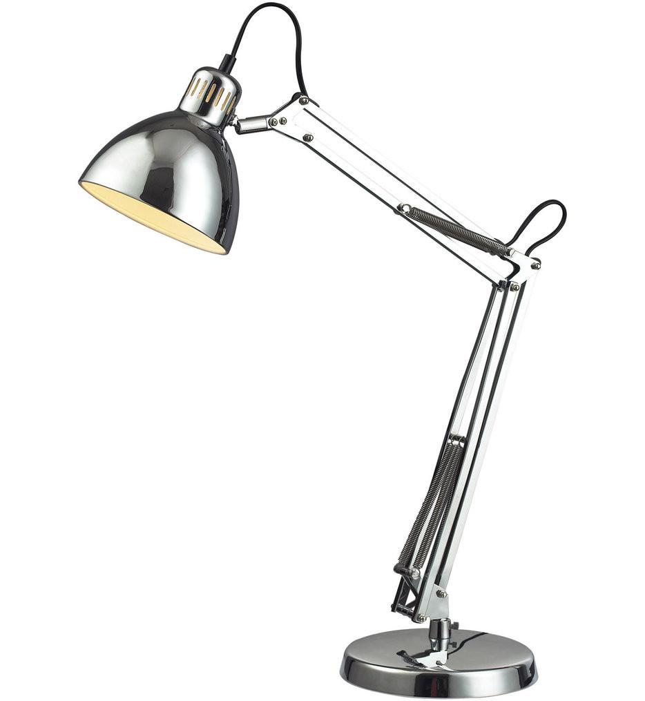 Dimond - Ingelside Chrome Table Lamp