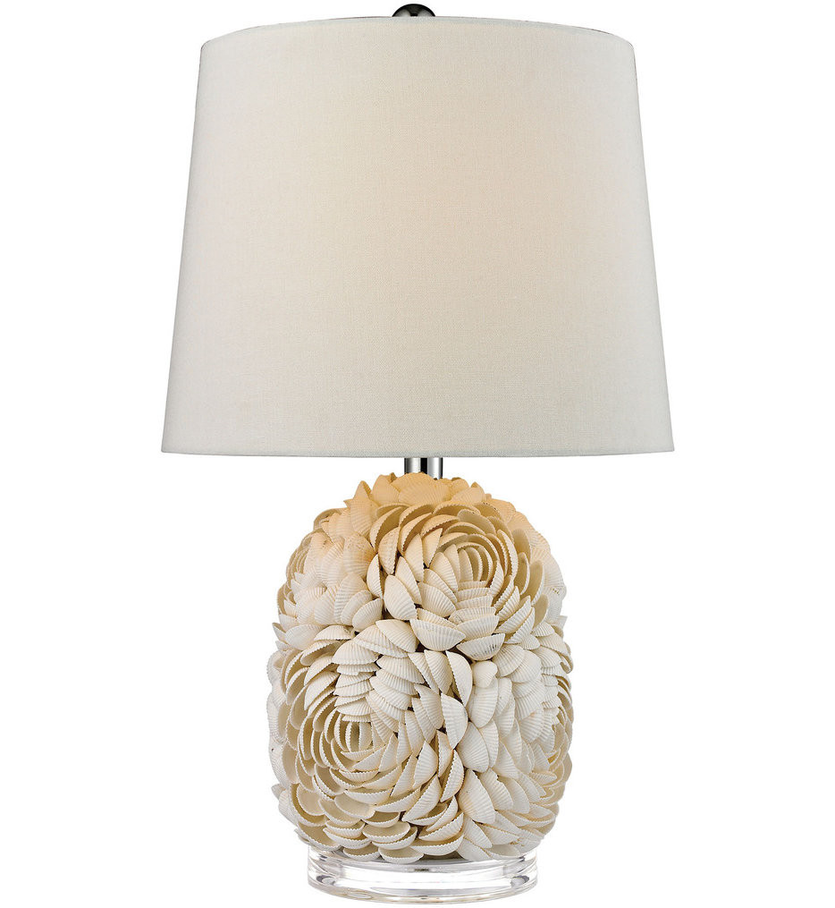 Dimond - Natural Shell Shell Table Lamp