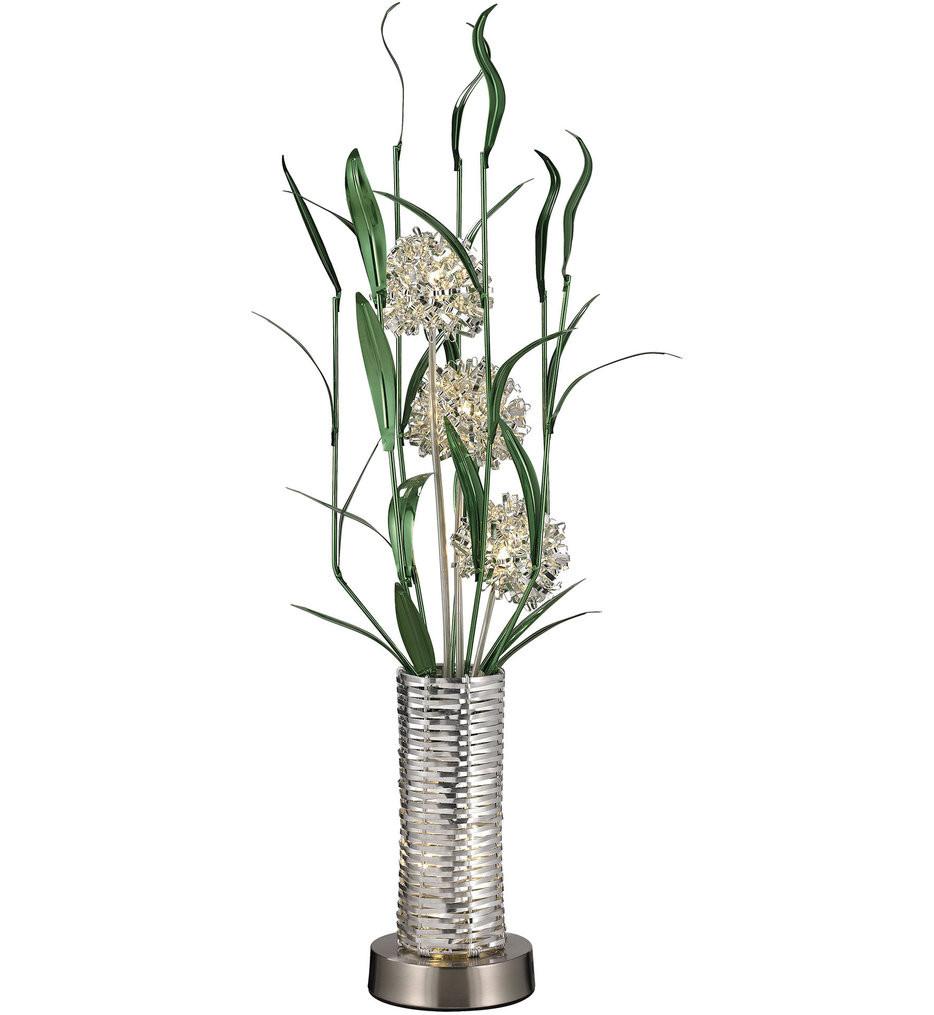 Dimond - D2715 - Windbear Silver Table Lamp