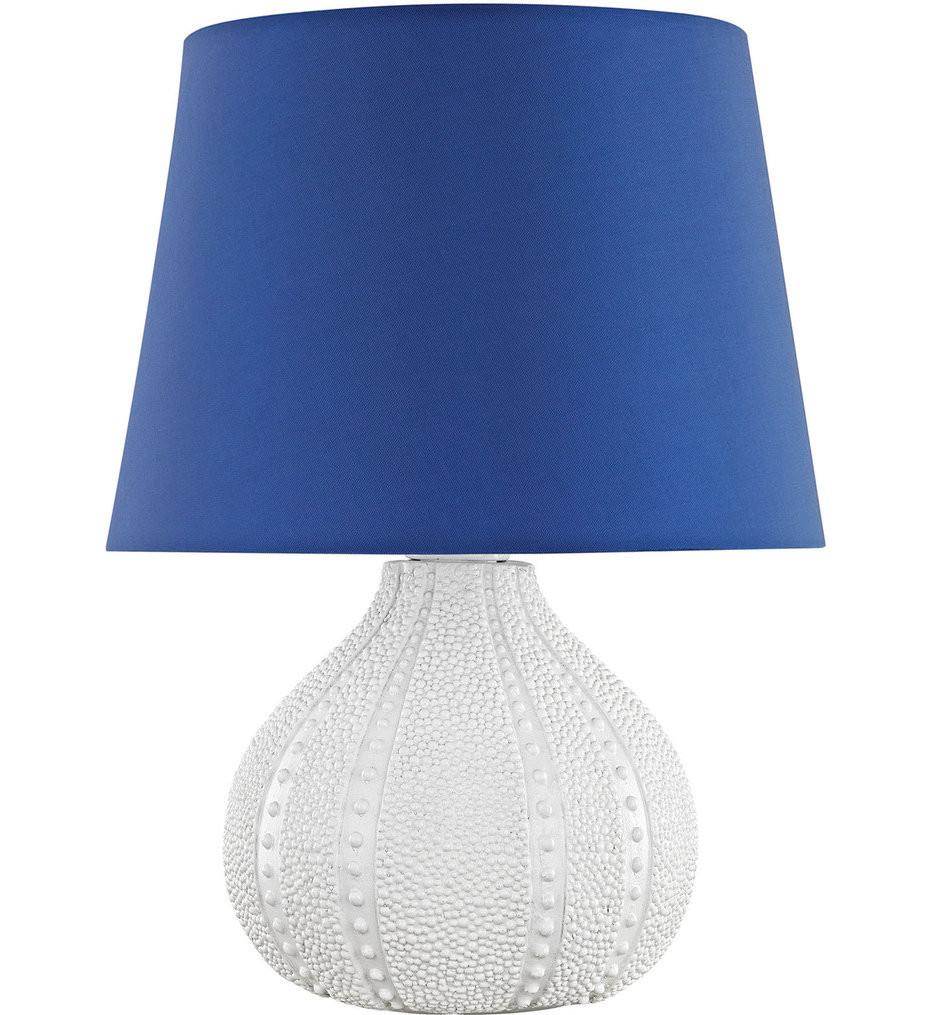 Dimond - Aruba White Outdoor Table Lamp