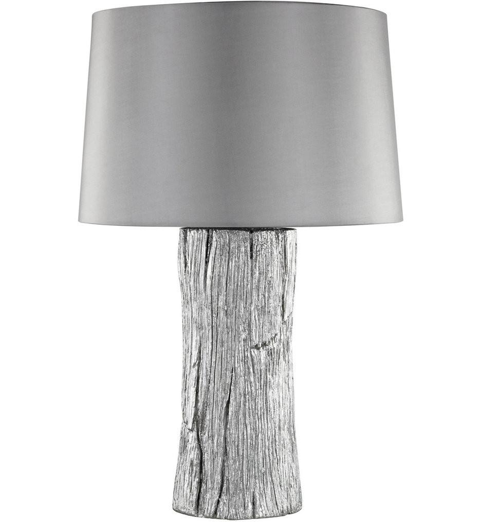Dimond - Kanamota Silver Outdoor Table Lamp