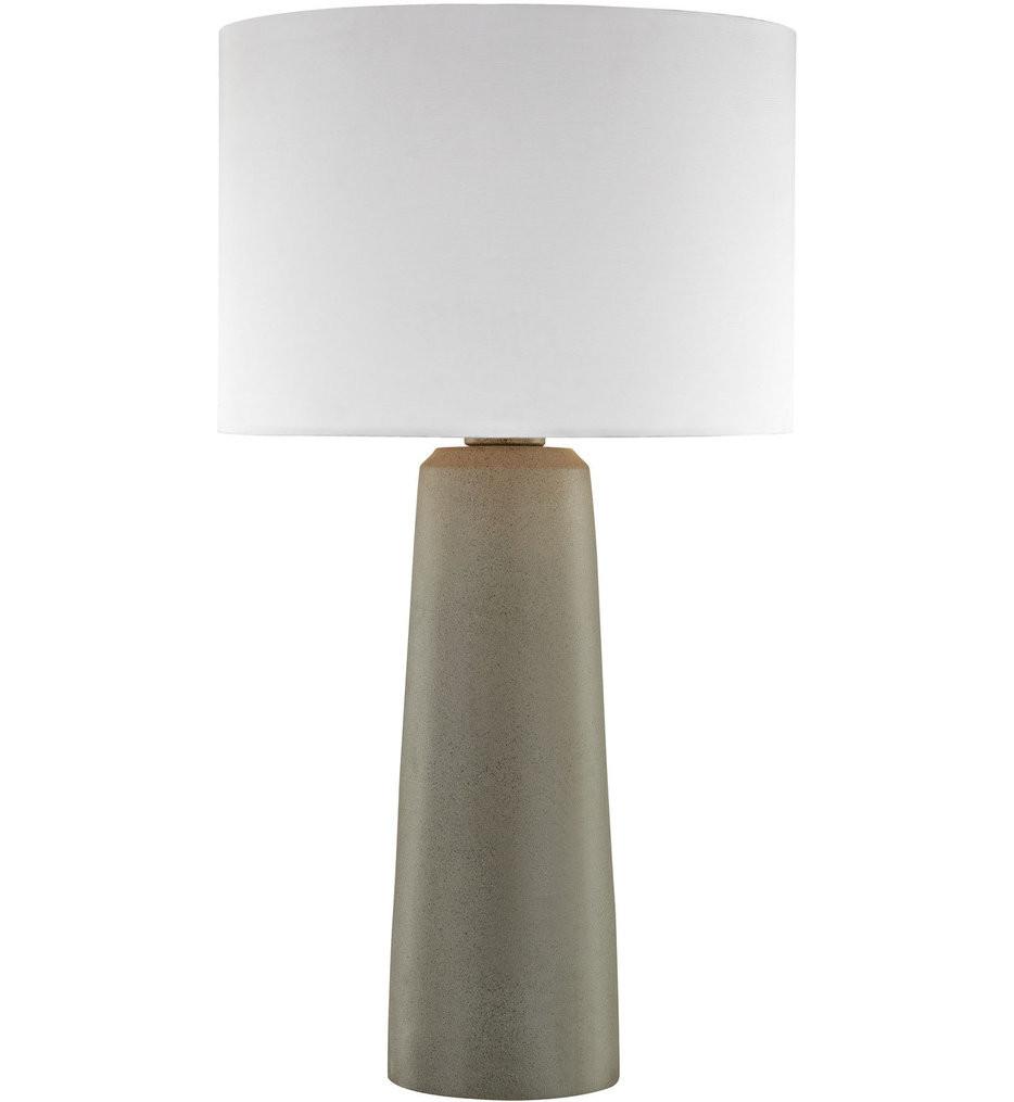 Dimond - Eilat Concrete Outdoor Table Lamp