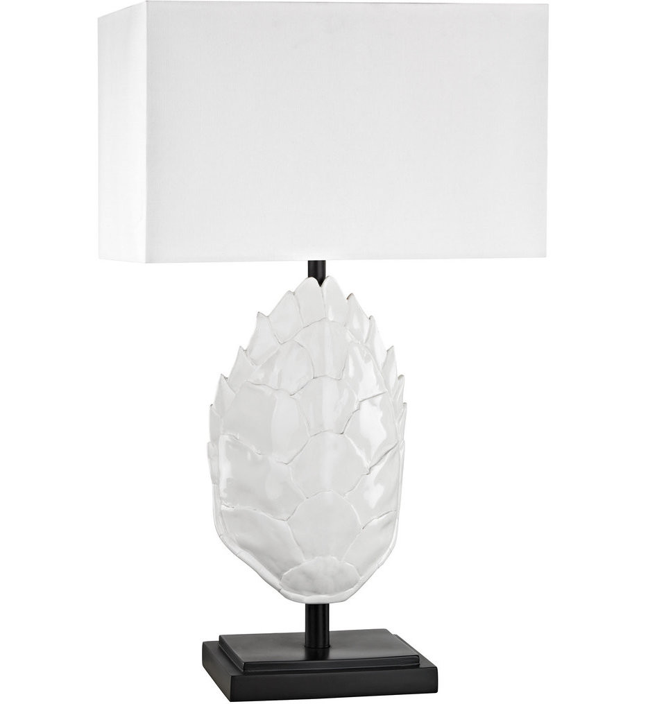 Dimond - Los Roques Grey & Natural Slate Outdoor Table Lamp