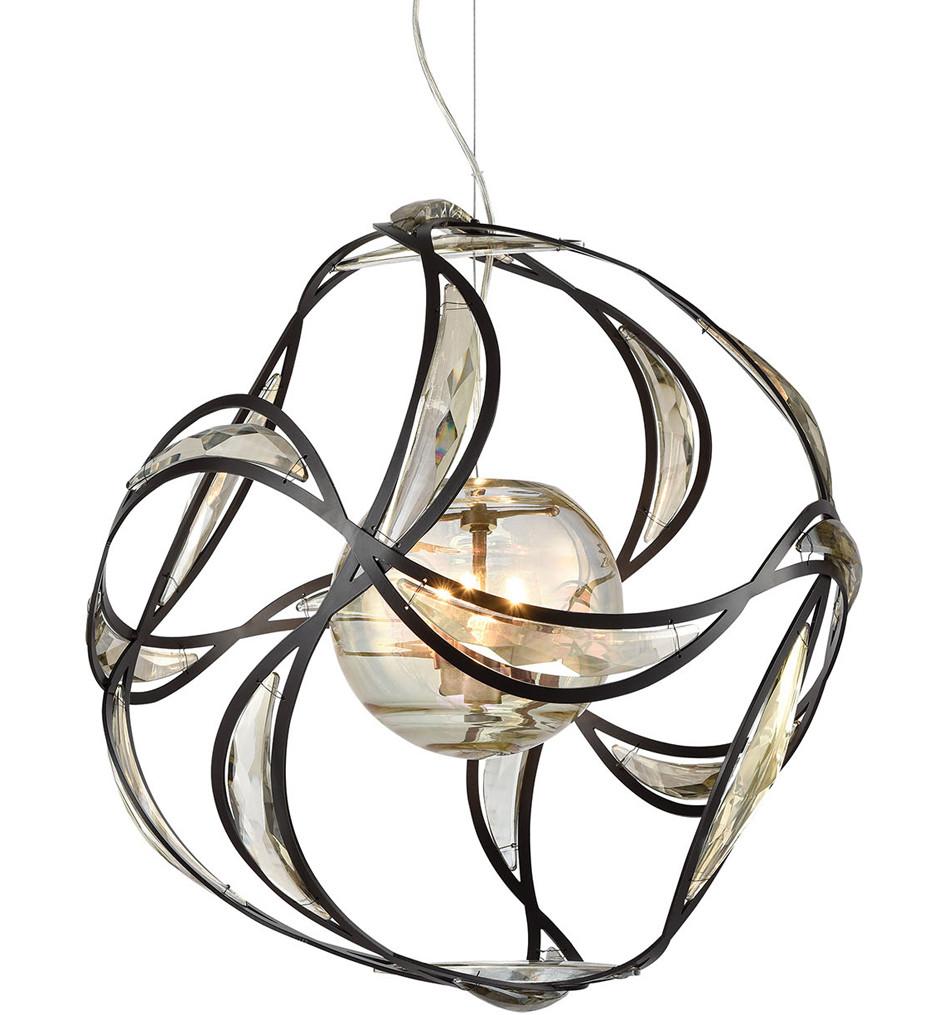 ELK Lighting - 11865/3 - Oriona Oil Rubbed Bronze 3 Light Chandelier