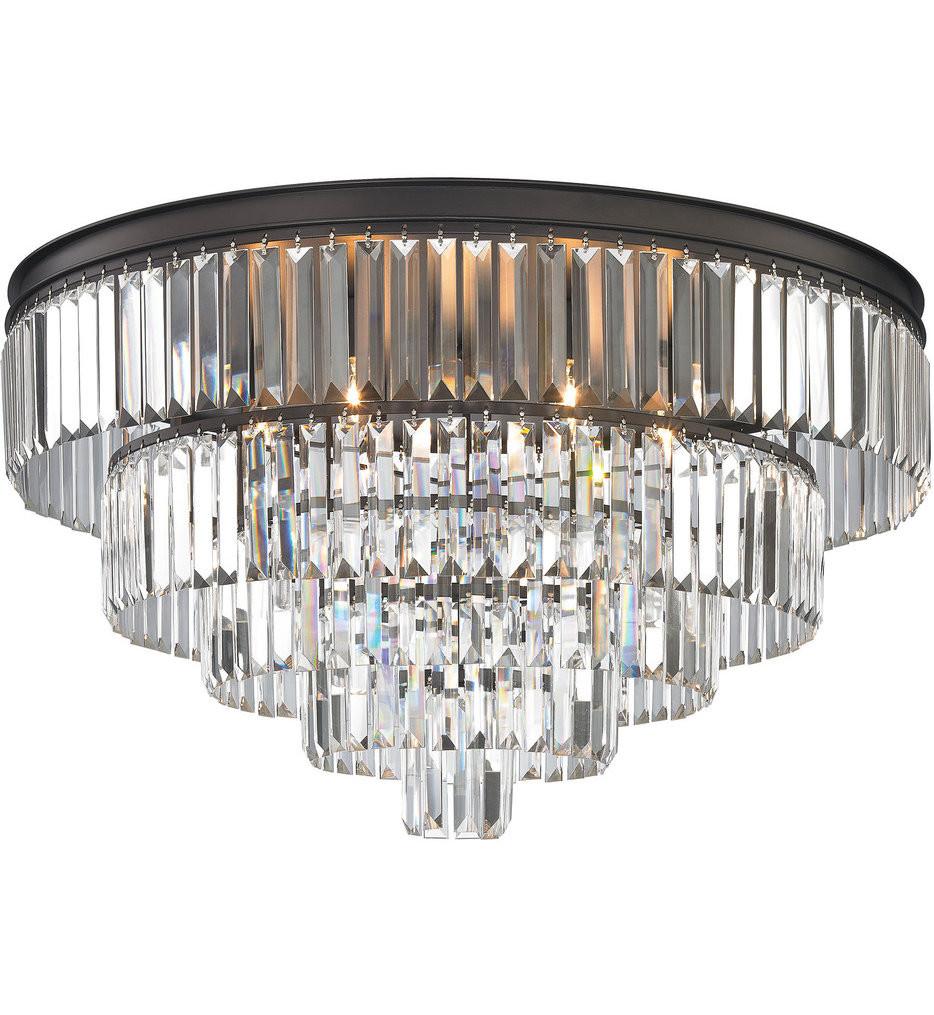 ELK Lighting - Palacial 31 Inch 6 Light Chandelier