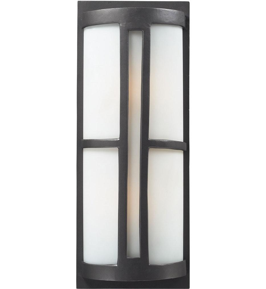 ELK Lighting - Trevot 2 Light Outdoor Wall Sconce