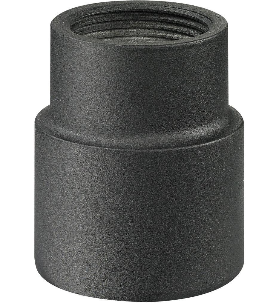 ELK Lighting - 45102CHRC - Charcoal 3 Inch Light Outdoor Street Lamp Base