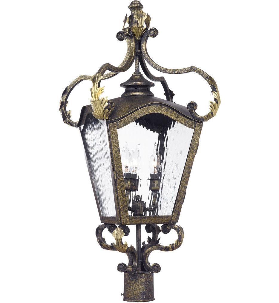 ELK Lighting - 5783-CB - Castle Bronze 14 Inch 4 Light Outdoor Wall Lantern