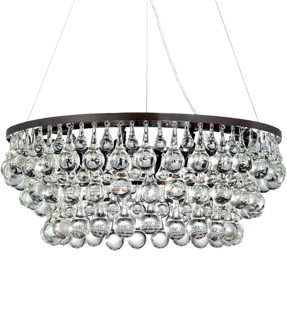 Eurofase - 25689-013 - Canto Oil Rubbed Bronze 8 Light Chandelier