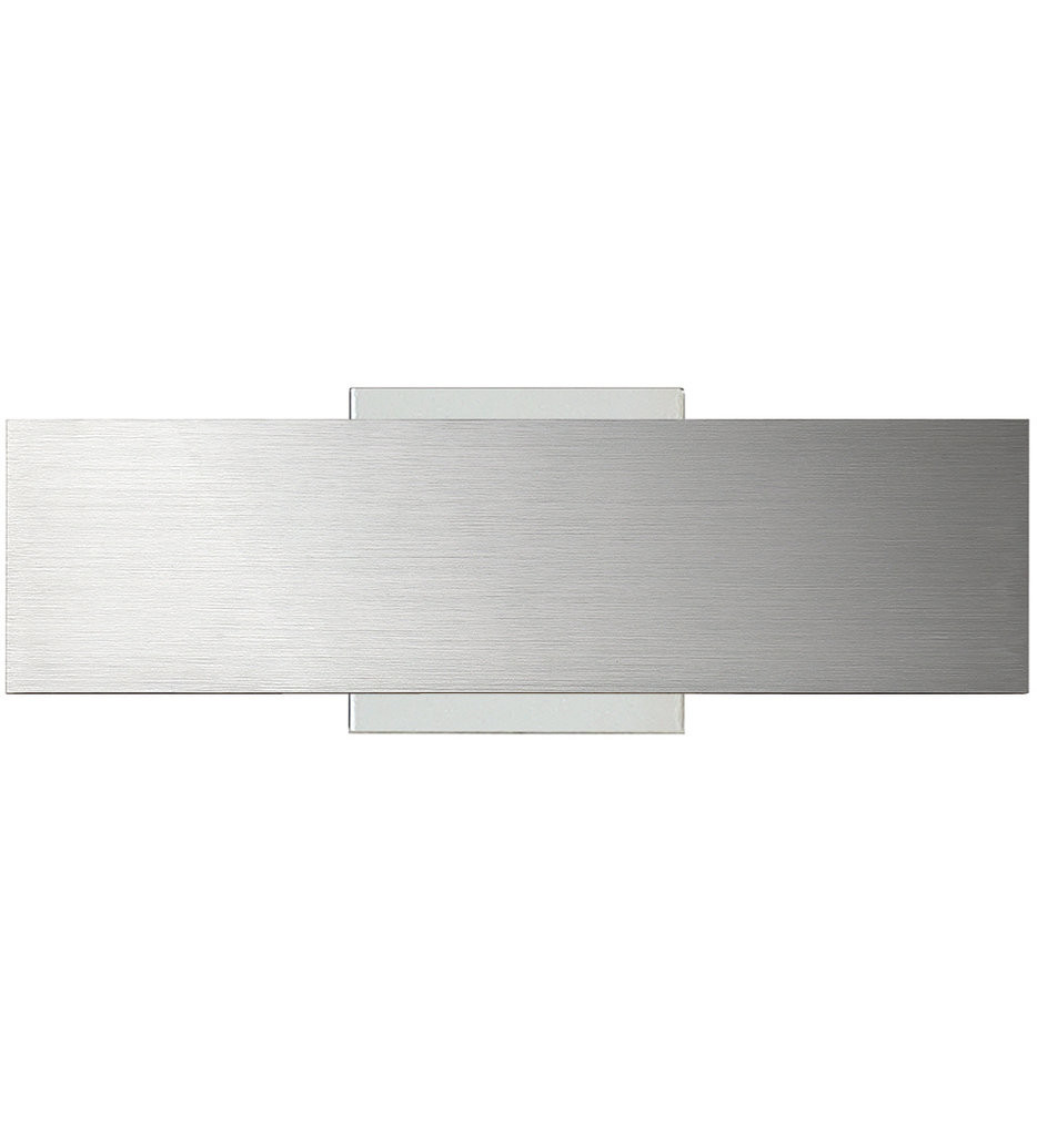 Eurofase - 30143-012 - Expo Aluminum 14.75 Inch 1 Light Wall Sconce