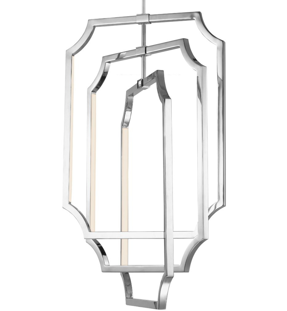 Feiss - Audrie 35.75 Inch Chandelier