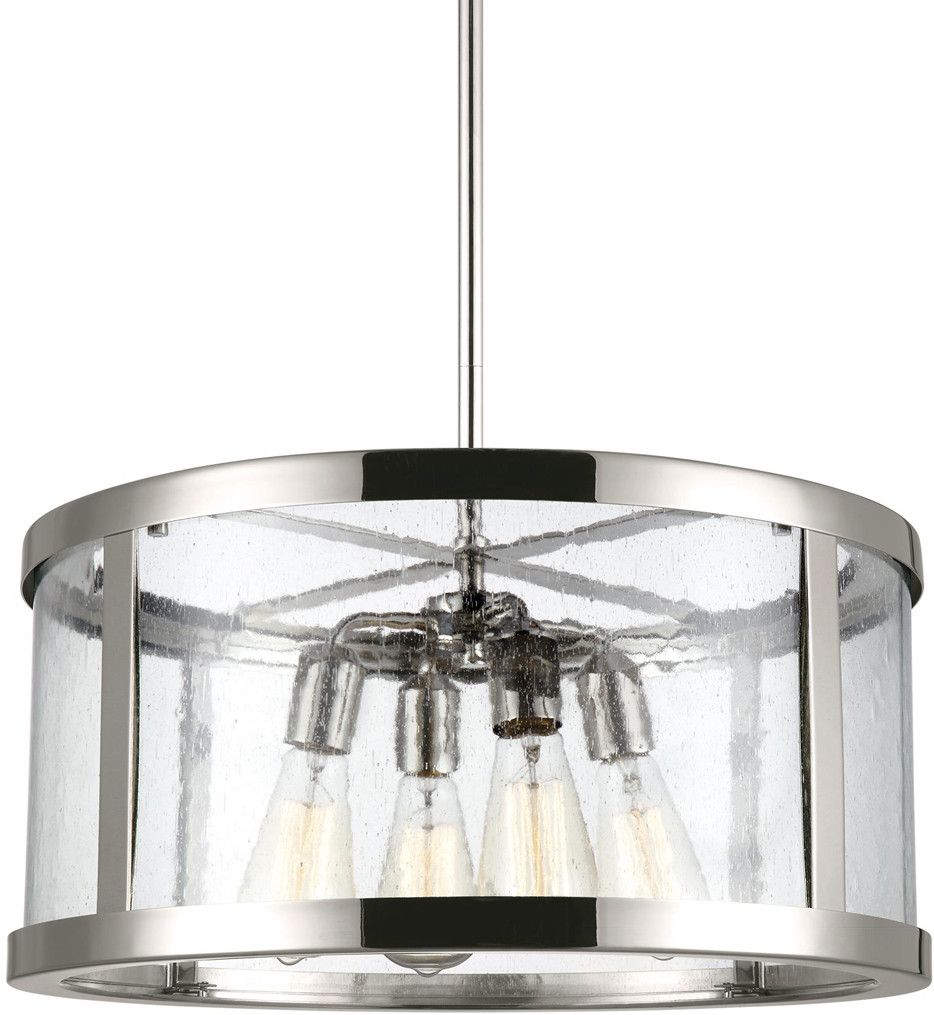 Feiss - Harrow 4 Light Pendant