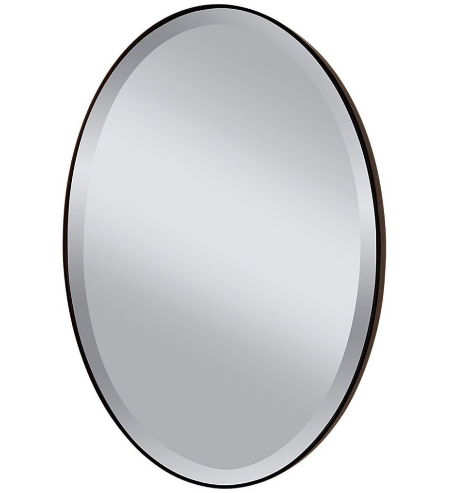 Feiss - MR1126ORB - Johnson Oil Rubbed Bronze 36.38 Inch Mirror