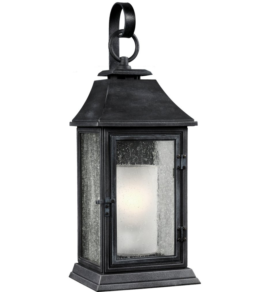 Feiss - Shepherd 25.63 Inch Outdoor Wall Sconce