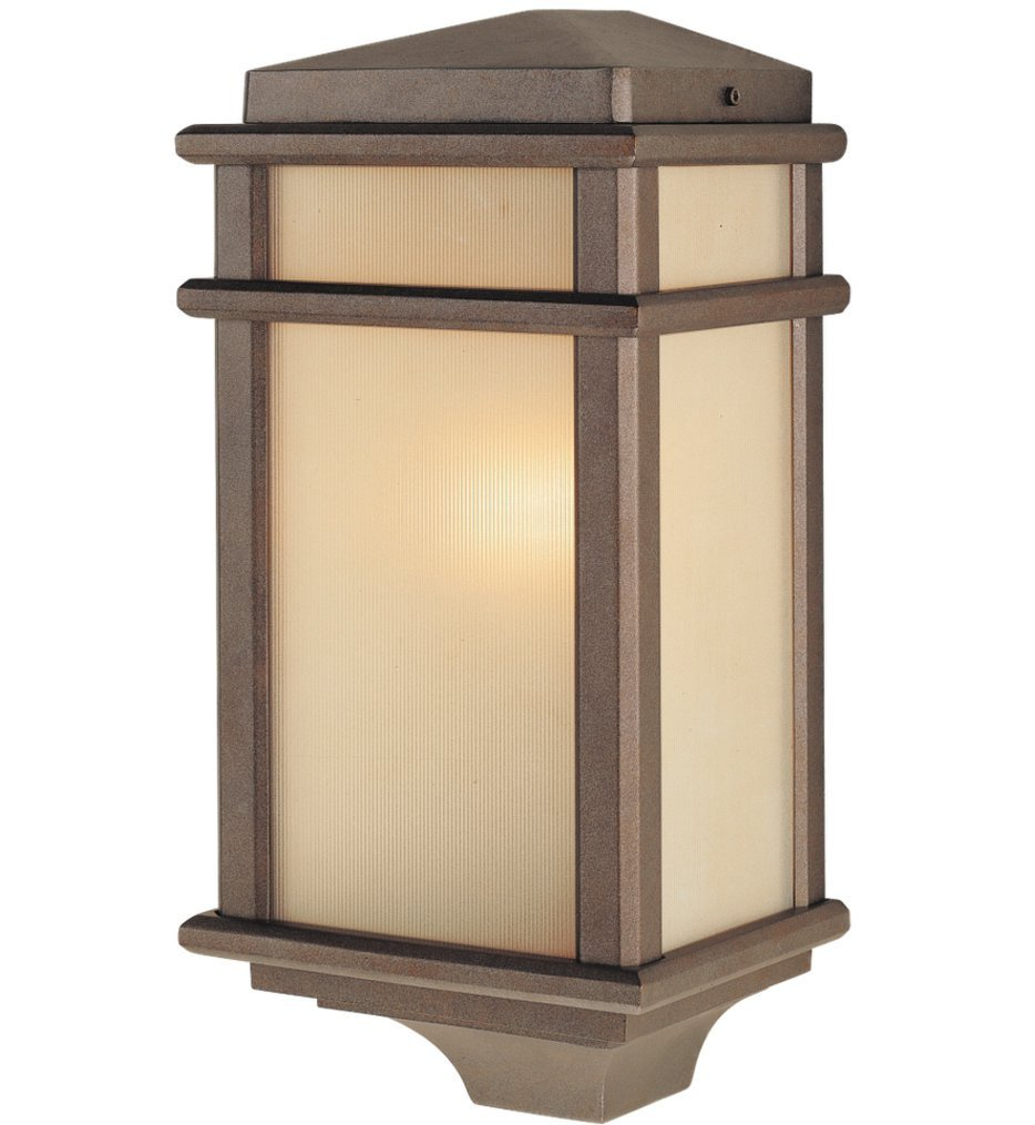 Feiss - Mission Lodge Outdoor Wall Lantern