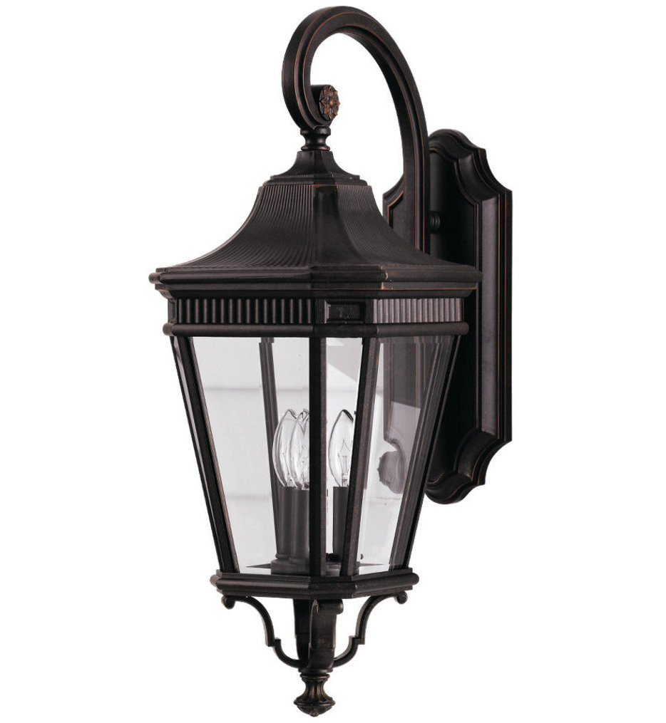 Feiss - Cotswold Lane 23.75 Inch Outdoor Wall Lantern
