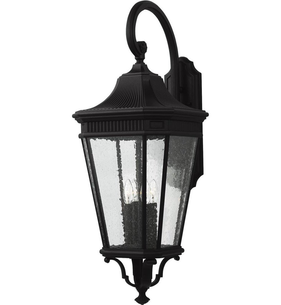 Feiss - Cotswold Lane 4 Light Outdoor Wall Lantern