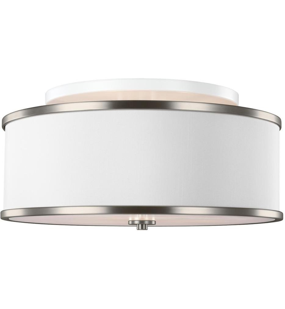 Feiss - Lennon 3 Light Semi-Flush