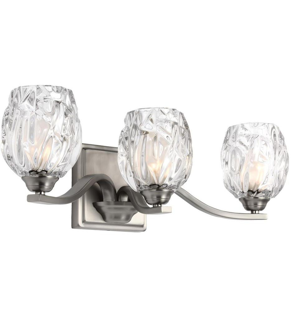 Feiss - Kalli 3 Light Bath Vanity Light