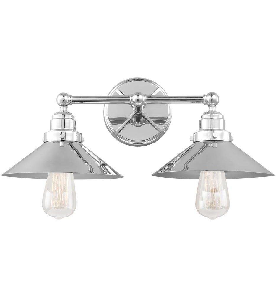 Feiss - Hooper 2 Light Bath Vanity Light