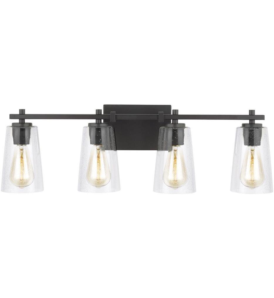 Feiss - Mercer 4 Light Bath Vanity Light