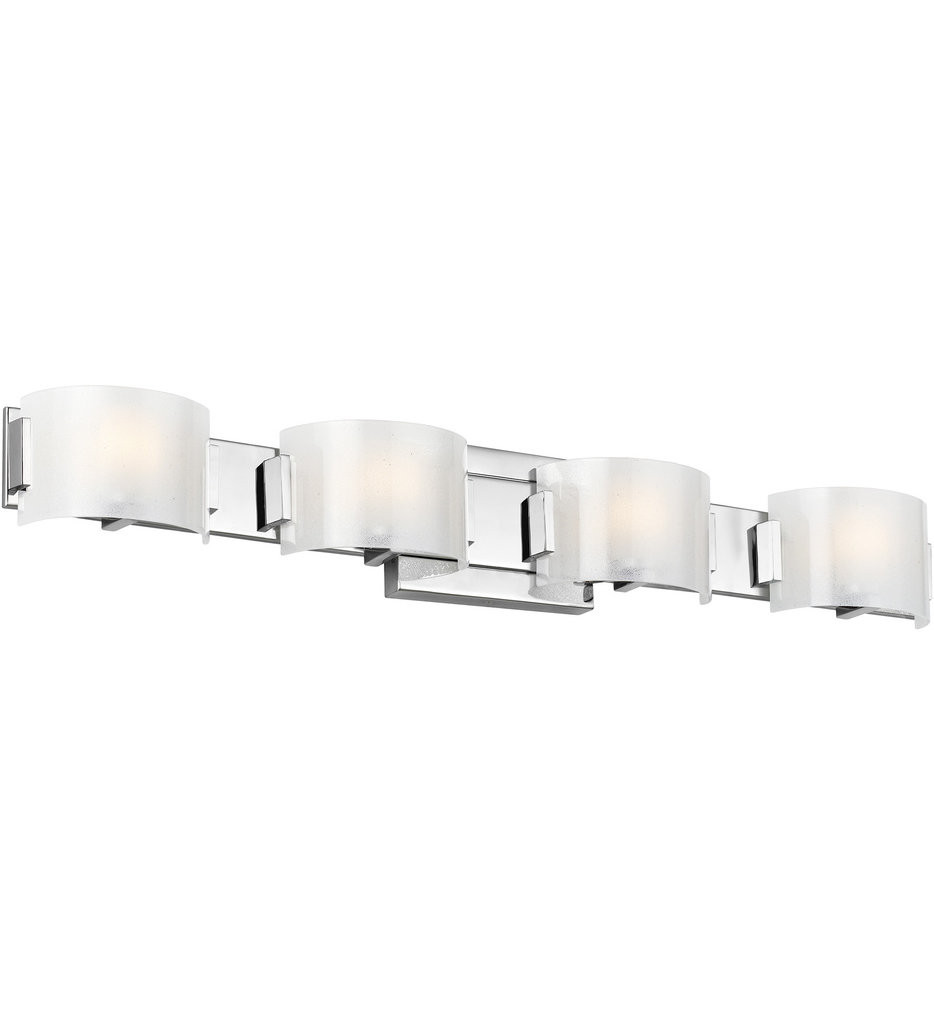Feiss - Brinton Chrome 4 Light Bath Vanity Light