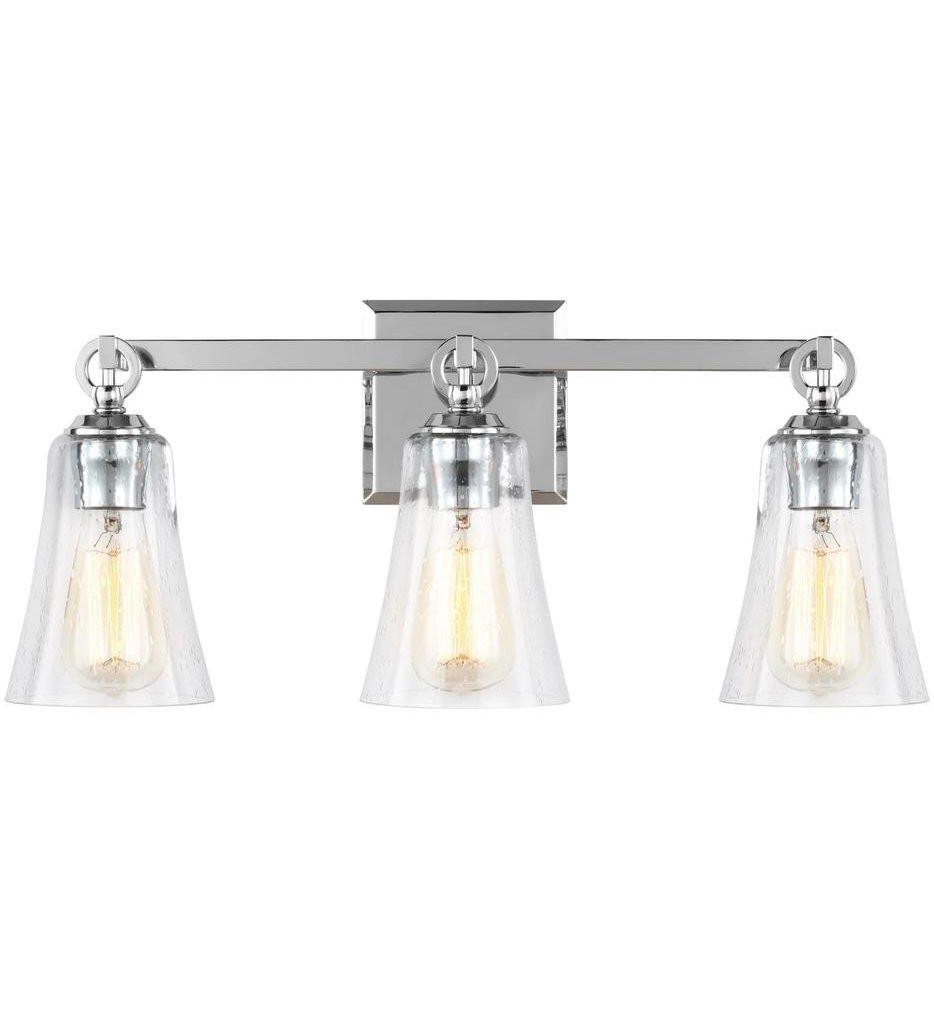 Feiss - Monterro 3 Light Bath Vanity Light
