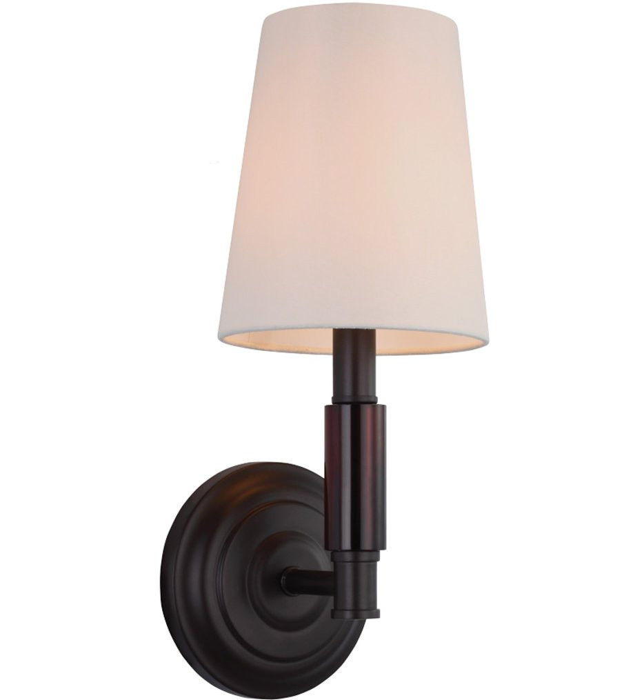 Feiss - Lismore 1 Light Wall Sconce