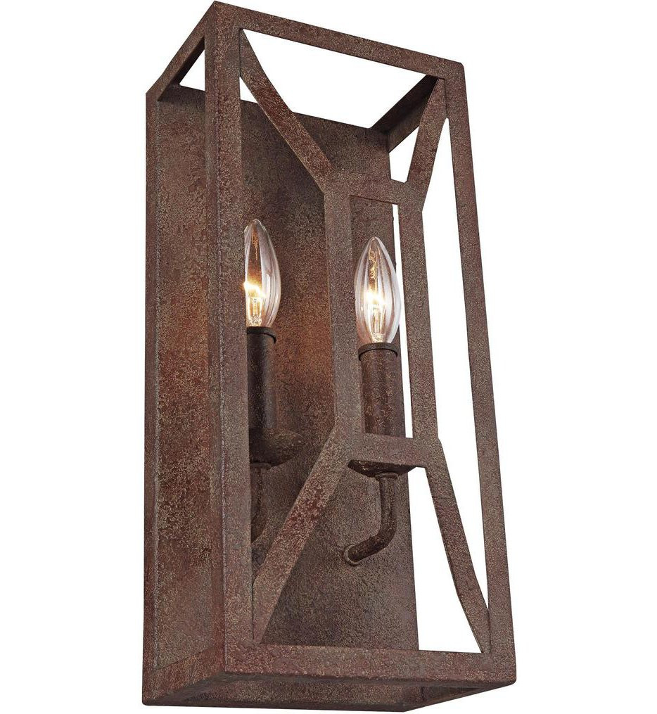 Feiss - Marquelle 2 Light Wall Sconce