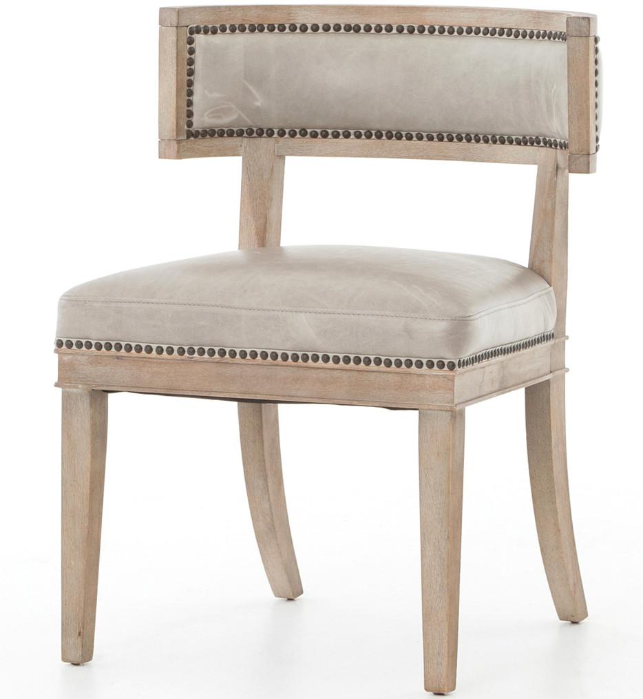 Brendlen + Morris - Kensington Light Grey Carter Dining Chair