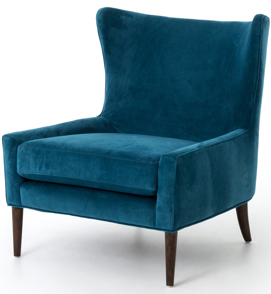 Brendlen + Morris - Kensington Marlow Wing Chair