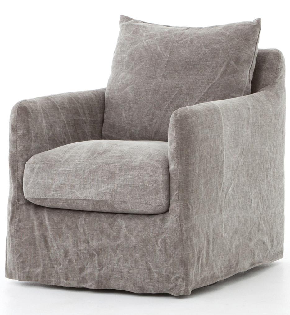 Brendlen + Morris - Kensington Banks Swivel Chair