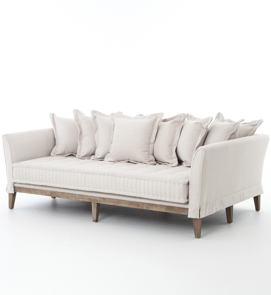 Brendlen + Morris - CSD-0002 - Theory Day Bed Sofa