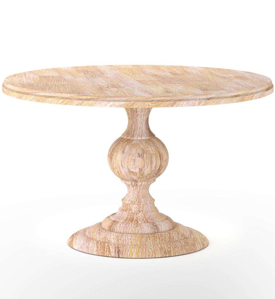 Brendlen + Morris - Magnolia Round Dining Table