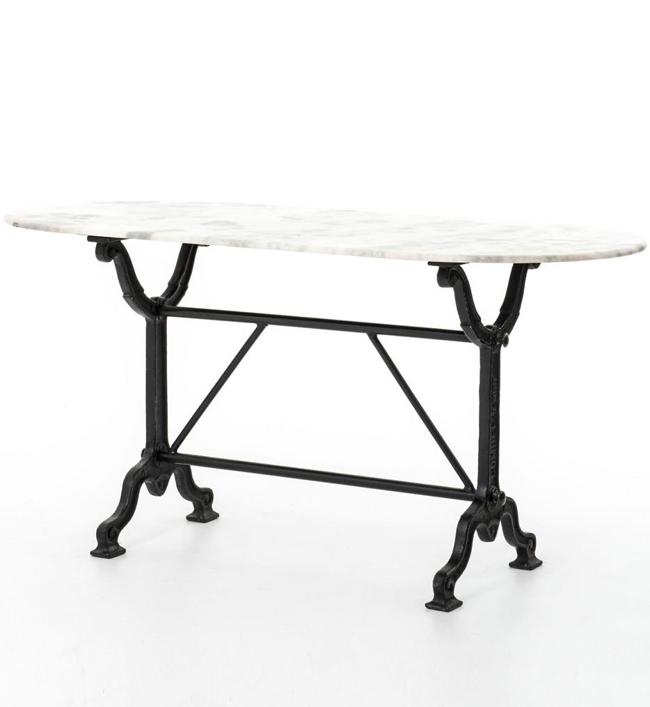 Brendlen + Morris - Rockwell Black Ava Writing Table