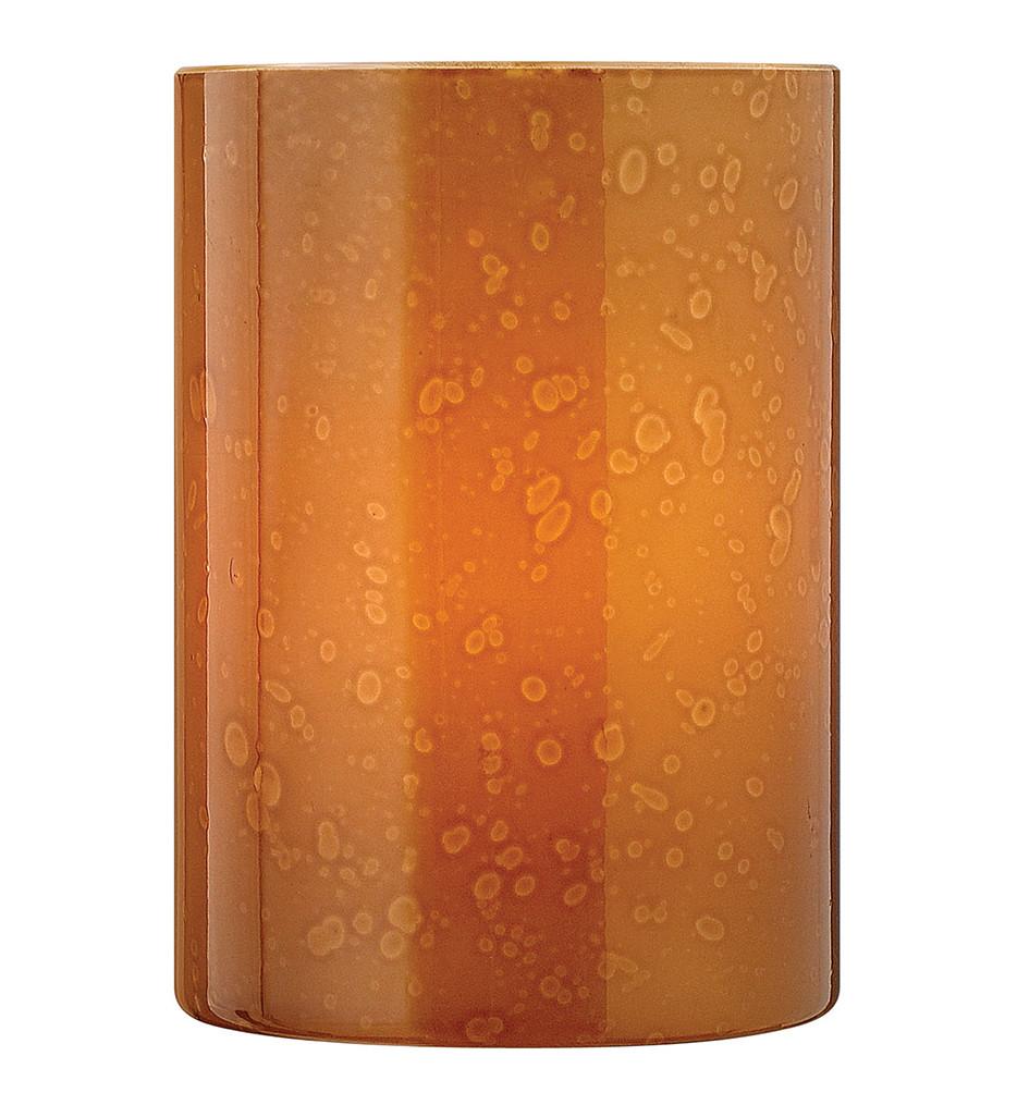 Fredrick Ramond - FR88009GL - Mocha Luxe Round Glass Shade