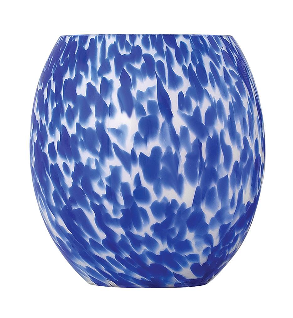 Fredrick Ramond - FR88516GL - Azure Luxe Round Glass Shade