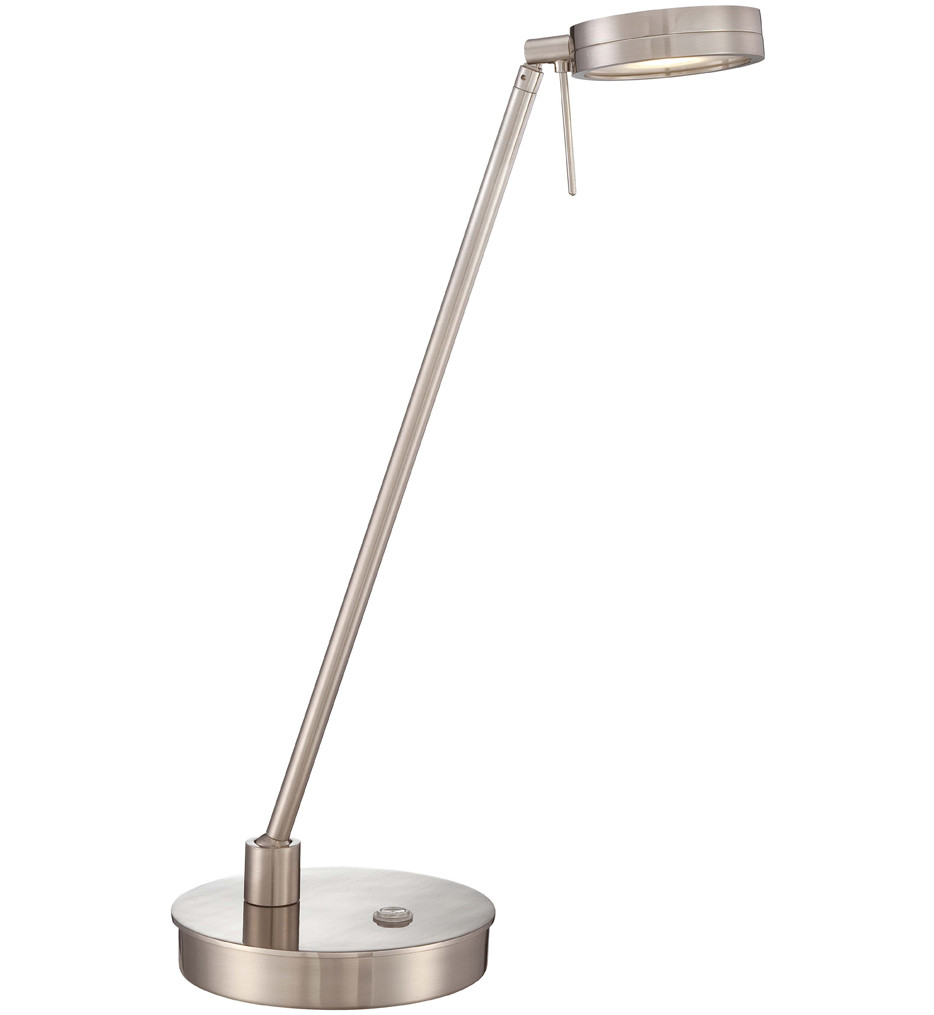 George Kovacs - George's Reading Room 1 Light Round Head LED Pharmacy Table Lamp