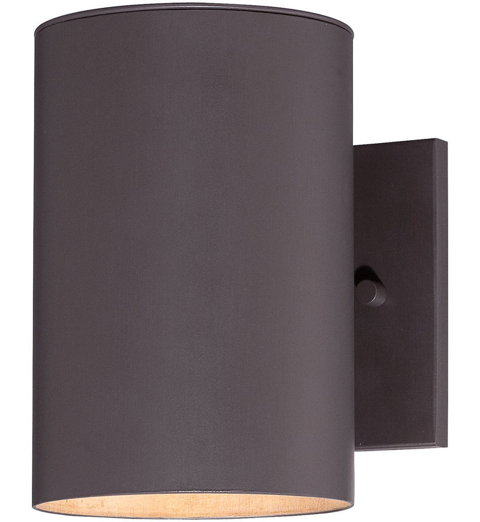 The Great Outdoors - Skyline CFL Outdoor Wall Mount